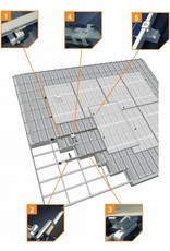 EVO Montagerails 2174mm