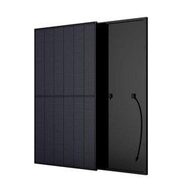 Denim 370WP Full Black Half Cell
