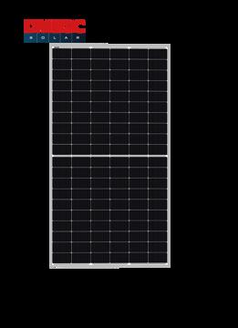 DMEGC 375WP DM375M6-60HSW White Backsheet
