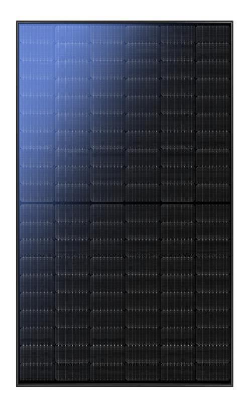 Jinko Solar 355WP JKM355N-6TL3-BK Full Black