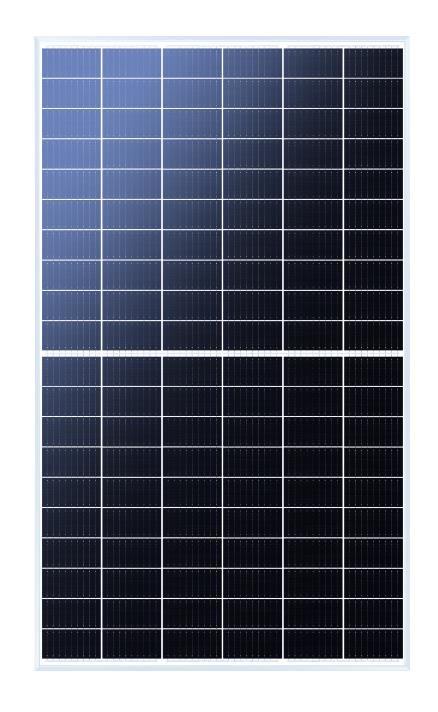 Jinko Solar 355WP JKM355M-6TL3-V-B White Backsheet