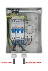 Green Line PV Verdeler 1 x Stopcontact