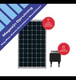Solaredge 310WP Perc met geïntegreerde power optimizer OP=Op