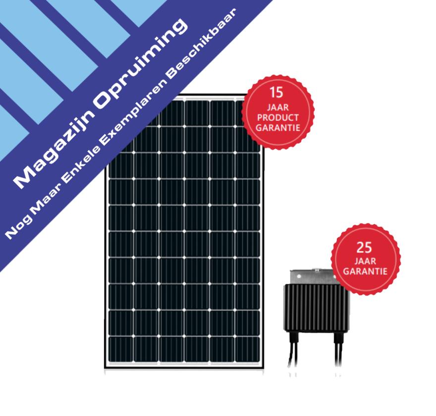 Solaredge SPV310-60MMJ 310WP Full Black Smart Module met geïntegreerde power optimizerOP=OP