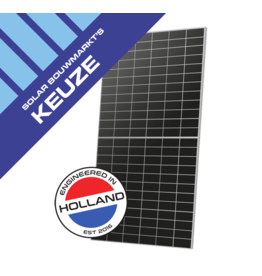 First Choice Solar 455WP White Backsheet