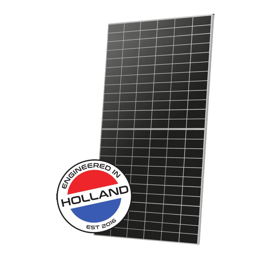 First Choice Solar FCSP455WBS-120N 455WP White Backsheet