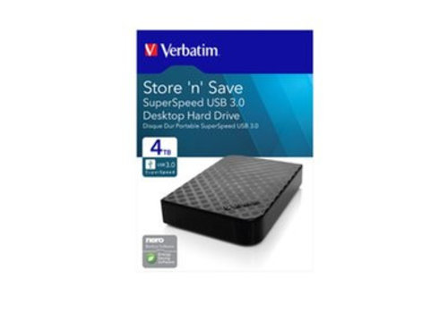 """Verbatim Store n Save 3,5"""" 4 TB"""