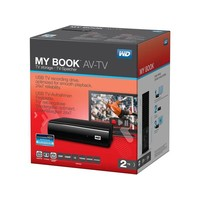 My Book AV-TV 1 TB