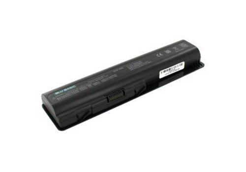 Blu-Basic Laptop Accu 10.8V 4400mAh voor HP Pavilion dv6-1200/1300, Compaq Presario CQ61/CQ71