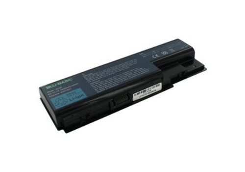 Blu-Basic Laptop Accu 10.8V 4400mAh voor Acer Aspire 7730 Acer Aspire 7520