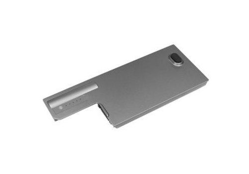 Blu-Basic Laptop Accu 4400mAh voor Dell Latitude D830, Dell Latitude D820