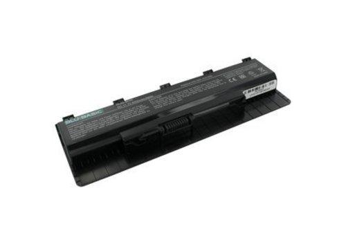Blu-Basic Laptop Accu 4400mAh voor Asus N46, N56, N76 series