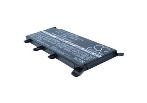 Blu-Basic Laptop Accu 4800mAh voor Asus A555 -F555-K555-R556-X555
