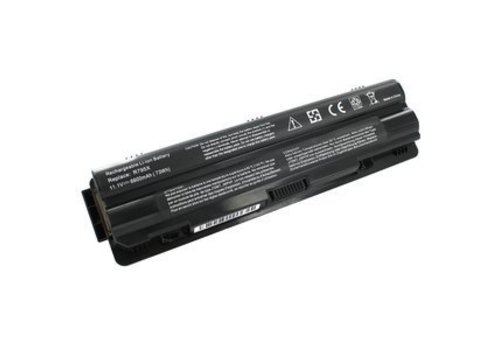 Blu-Basic Laptop Accu Extended 10.8V 6150mAh voor Dell XPS 14 15 17