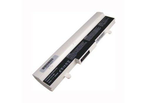 Blu-Basic Netbook Accu Wit 4400mAh voor Asus Eee PC 1005HA/1101HA