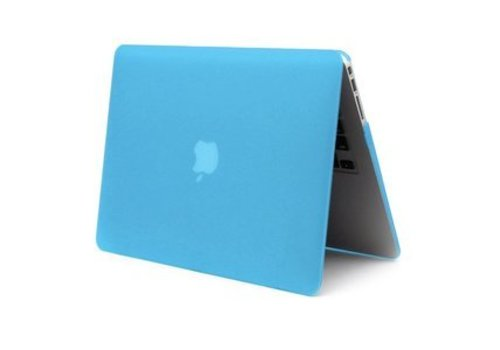 Blu-Basic MacBook Air 13 Hard Plastic Case (Lichtblauw)