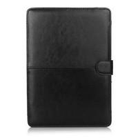 Macbook Air 13 inch PU Lederen Hoes (Black) voor Apple Macbook Air 13      13
