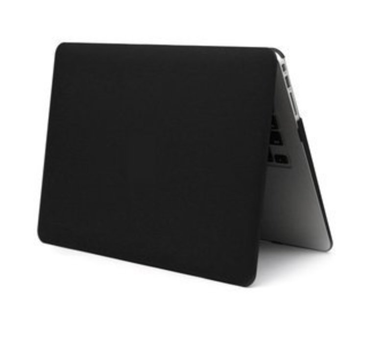 MacBook Pro Retina 15 inch Harde beschermhoes (Zwart)