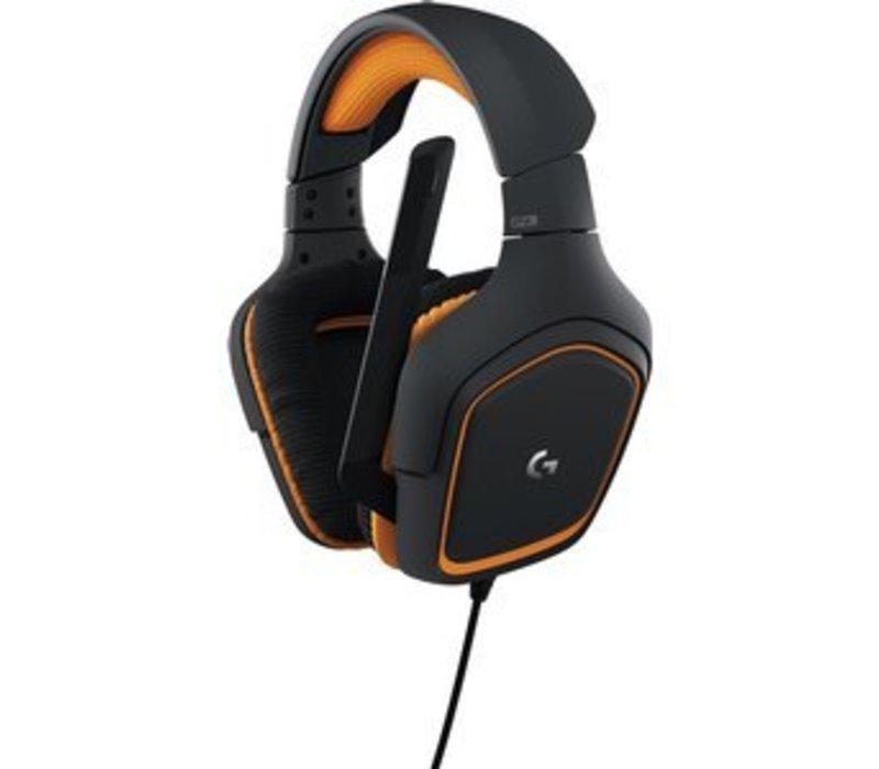 G231 Prodigy Gaming Hoofdtelefoon - Zwart/Oranje