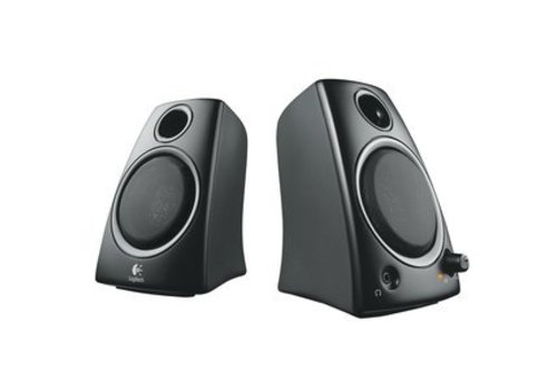 Logitech Z130 2.0 Speakerset 5W - Zwart