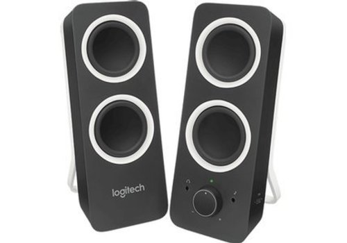 Logitech Z200 2.0 Speakerset 10W - Zwart