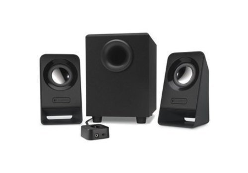 Logitech Z213 2.1 Speakerset 14W - Zwart