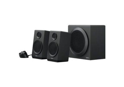 Logitech Z333 2.1 Speakerset 40W - Zwart