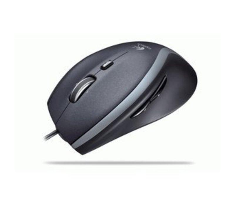 M500 Laser Muis USB - Zwart