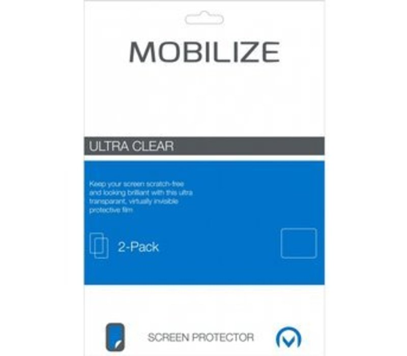 Clear 2-pack Screen Protector Samsung Galaxy Tab S2 9.7