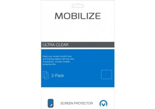 Mobilize Clear 2-pack Screen Protector Universal 10.1