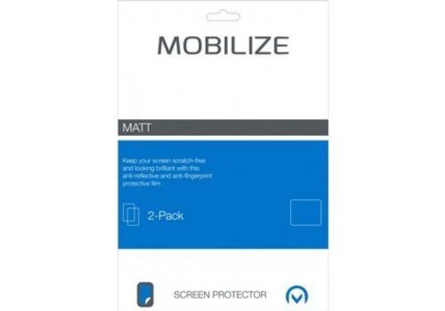 Mobilize Matt 2-pack Screen Protector Apple iPad Mini 2 Retina