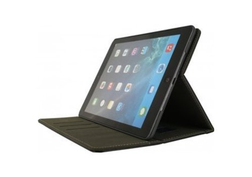 Mobilize Premium Folio Case Apple iPad Air 2 / Pro Black voor Apple iPad Air2 / Pro  Apple iPad Air2 / Pro