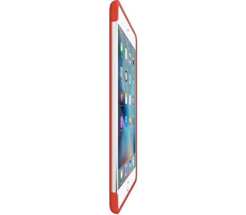 iPad mini 4 Silicone Case Orange