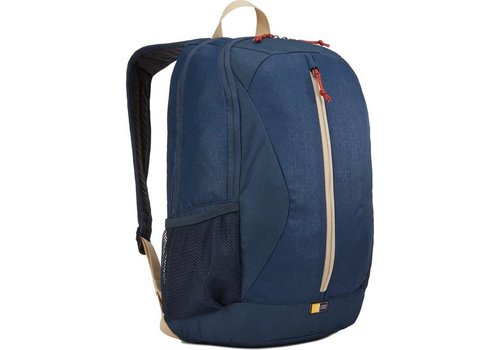 Case Logic Ibira Backpack 15.6 inch - Spijkerbroek Blauw