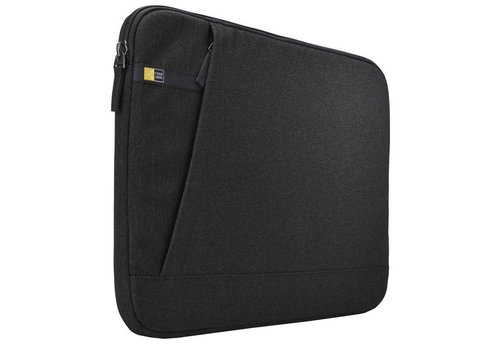 Case Logic Huxton Laptop Sleeve 15.6 Inch - Zwart