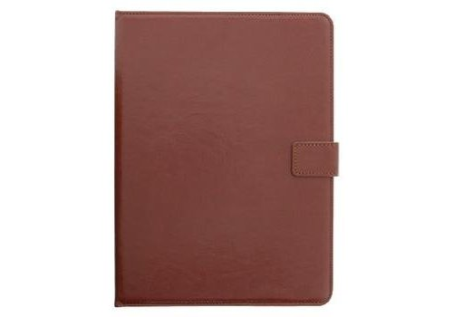 Konig Universele folio-case/standaard voor 10 inch tablet bruin