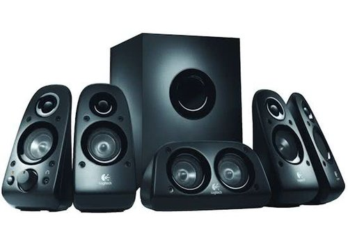 Logitech Z506 5.1 Surround Speakerset 75W - Zwart