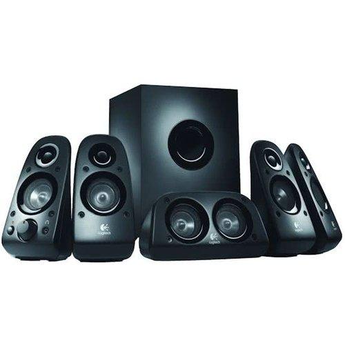 Logitech Z506 5.1 Surround Speakerset 75W - Zwart