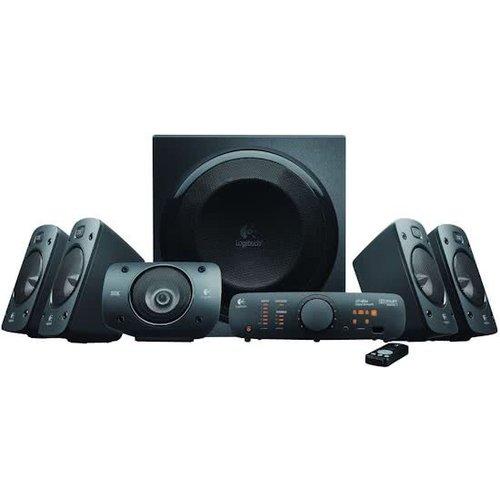 Logitech Z906 5.1 Surround Speakerset 500W - Zwart