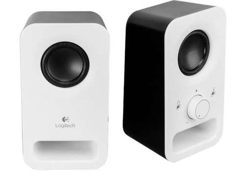 Logitech Z150 2.0 Speakerset 6W - Wit