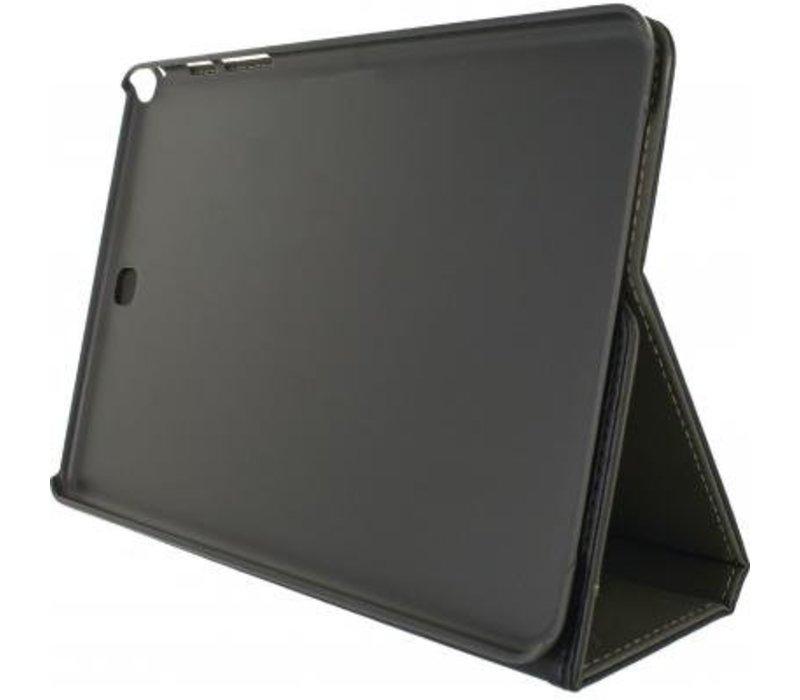 Premium Folio Hoes Samsung Galaxy Tab A 9.7 Zwart voor Samsung Galaxy Tab A 9.7 SM-T550 / SM-T555