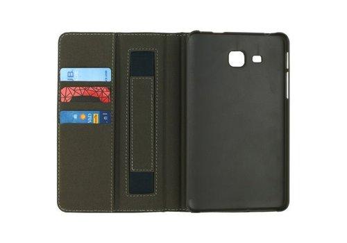 Mobilize Mobilize Premium Folio Case Samsung Galaxy Tab A 7.0 Zwart voor Samsung Galaxy Tab A 7.0 (2016) SM-T280