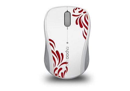 Wireless Optical Mouse 3100p wit