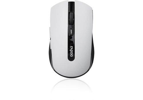5GHz optical mouse - 6 button/ 4D scroll/ rubber grip