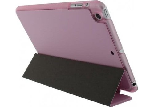 Rock Uni Fold Stand Case Apple iPad Mini 3 Pink