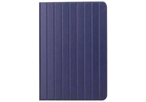 Rock Roll Case Apple iPad Mini 2 Retina Purplish Blue