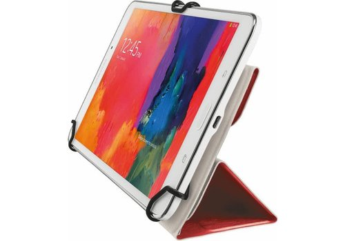 Trust Aexxo Universal Folio Case for 9.7 Inch tablets Red