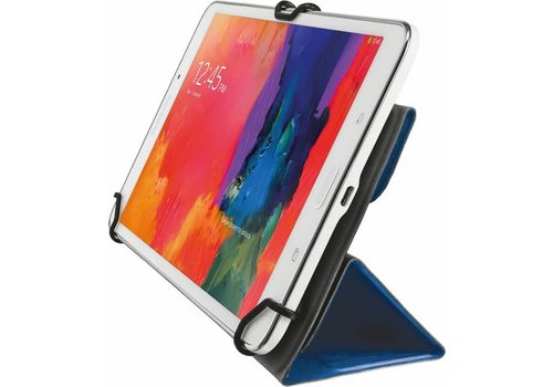 Trust Aexxo Universal Folio Case for 9.7 Inch tablets Blue