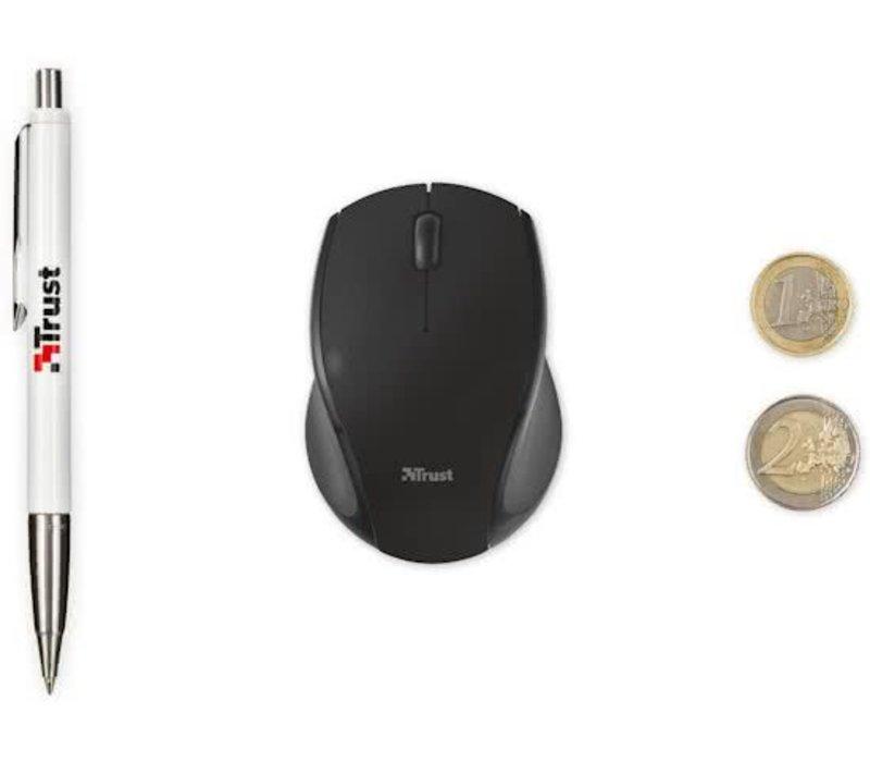 Oni Draadloze Micro Muis - Zwart