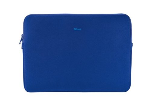 Trust Primo Soft Sleeve 17.3 Inch - Blauw